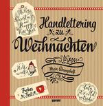 Cover-Bild Handlettering zu Weihnachten