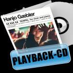 Cover-Bild Hanjo Gäbler - Gospel for choir and piano