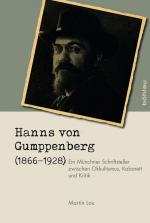 Cover-Bild Hanns von Gumppenberg (1866–1928)