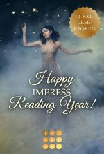 Cover-Bild Happy Impress Reading Year 2020! 12 düster-romantische XXL-Leseproben