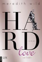 Cover-Bild Hardlove – verliebt