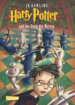 Cover-Bild Harry Potter und der Stein der Weisen (Harry Potter 1)