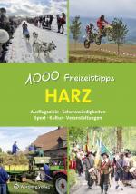 Cover-Bild Harz - 1000 Freizeittipps