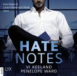 Cover-Bild Hate Notes