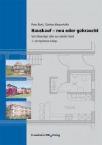 Cover-Bild Hauskauf - Neu oder gebraucht.