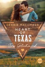 Cover-Bild Heart of Texas - Das Glück so nah