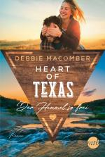 Cover-Bild Heart of Texas - Der Himmel so frei