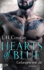 Cover-Bild Hearts of Blue - Gefangen von dir