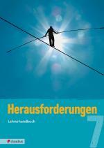 Cover-Bild Herausforderungen 7 Lehrerhandbuch