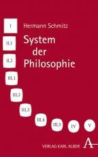 Cover-Bild Hermann Schmitz, System der Philosophie