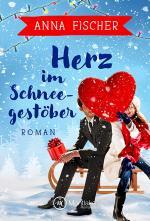 Cover-Bild Herz im Schneegestöber