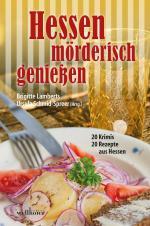 Cover-Bild Hessen mörderisch genießen