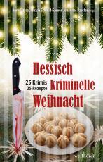 Cover-Bild Hessisch kriminelle Weihnacht