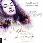 Cover-Bild Hidden Legacy - Kalte Flammen