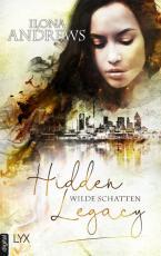 Cover-Bild Hidden Legacy - Wilde Schatten