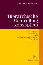 Cover-Bild Hierarchische Controllingkonzeption