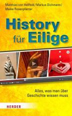 Cover-Bild History für Eilige