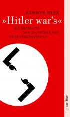 Cover-Bild Hitler war's