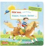 Cover-Bild Hör mal (Soundbuch): Verse für Kleine: Hoppe, hoppe, Reiter ...