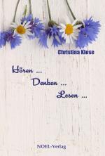Cover-Bild Hören ... Denken ... Lesen