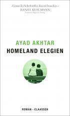 Cover-Bild Homeland Elegien