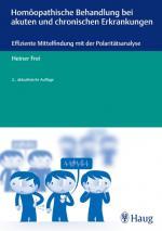 Cover-Bild Homöopathische Behandlung bei akuten und chronischen Erkrankungen