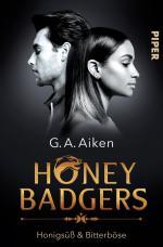 Cover-Bild Honey Badgers