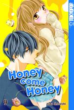 Cover-Bild Honey come Honey 09