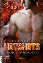 Cover-Bild Hotshots - Firefighters - Gefährliche Begegnung