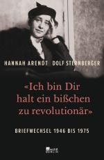 Cover-Bild «Ich bin Dir halt ein bißchen zu revolutionär»