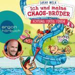 Cover-Bild Ich und meine Chaos-Brüder – Achtung, fertig, Ferien!