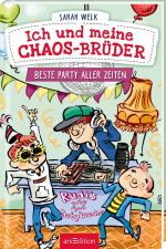 Cover-Bild Ich und meine Chaos-Brüder - Beste Party aller Zeiten