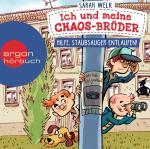 Cover-Bild Ich und meine Chaos-Brüder - Hilfe, Staubsauger entlaufen!