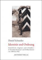 Cover-Bild Identität und Ordnung
