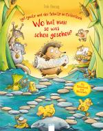 Cover-Bild Igel Ignatz und der Schatz im Ententeich. Wo hat man so was schon gesehen?