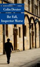 Cover-Bild Ihr Fall, Inspector Morse