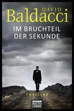 Cover-Bild Im Bruchteil der Sekunde