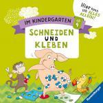 Cover-Bild Im Kindergarten: Schneiden und Kleben