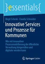 Cover-Bild Innovative Services und Prozesse für Kommunen
