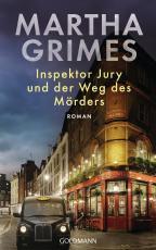 Cover-Bild Inspektor Jury und der Weg des Mörders