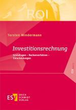 Cover-Bild Investitionsrechnung