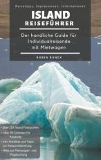 Cover-Bild Island Reiseführer - Der handliche Guide für Individualreisende mit Mietwagen
