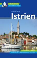 Cover-Bild Istrien Reiseführer Michael Müller Verlag