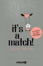 Cover-Bild It's a Match!