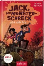Cover-Bild Jack, der Monsterschreck, und die Zombie-Party