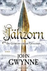 Cover-Bild Jähzorn - Die Getreuen und die Gefallenen 3