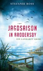 Cover-Bild Jagdsaison in Brodersby