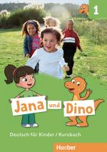 Cover-Bild Jana und Dino 1