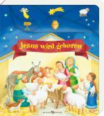 Cover-Bild Jesus wird geboren