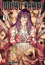 Cover-Bild Jujutsu Kaisen – Band 6